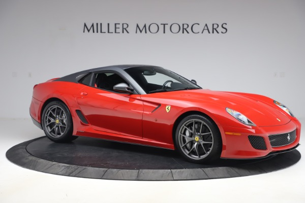 Used 2011 Ferrari 599 GTO for sale $699,900 at Maserati of Greenwich in Greenwich CT 06830 10