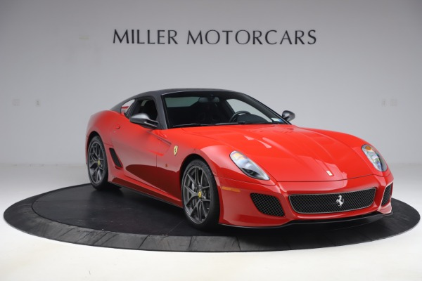 Used 2011 Ferrari 599 GTO for sale $699,900 at Maserati of Greenwich in Greenwich CT 06830 11