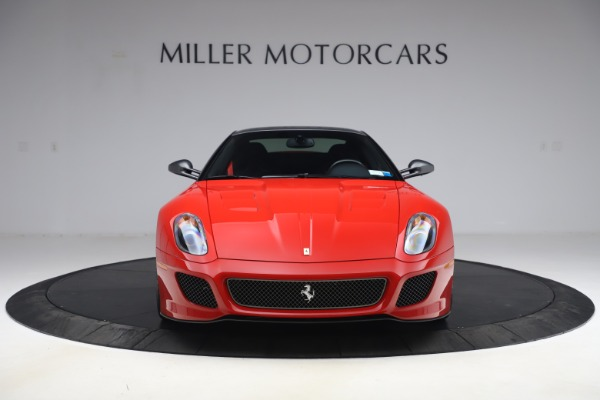 Used 2011 Ferrari 599 GTO for sale $699,900 at Maserati of Greenwich in Greenwich CT 06830 12