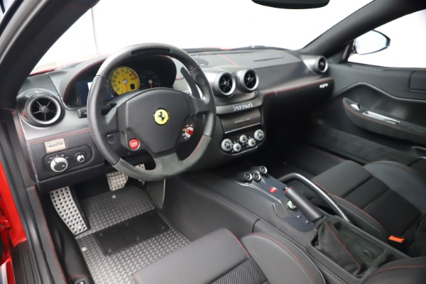 Used 2011 Ferrari 599 GTO for sale $699,900 at Maserati of Greenwich in Greenwich CT 06830 13