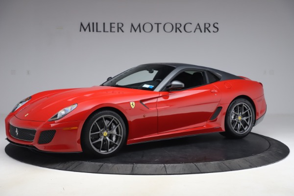 Used 2011 Ferrari 599 GTO for sale $699,900 at Maserati of Greenwich in Greenwich CT 06830 2