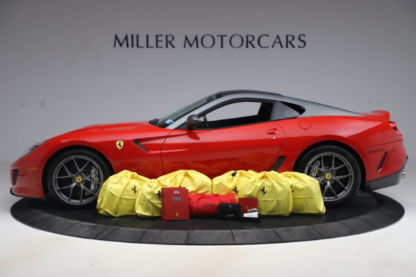 Used 2011 Ferrari 599 GTO for sale $699,900 at Maserati of Greenwich in Greenwich CT 06830 26