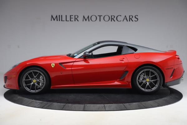 Used 2011 Ferrari 599 GTO for sale $699,900 at Maserati of Greenwich in Greenwich CT 06830 3