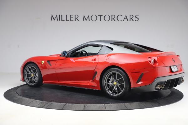 Used 2011 Ferrari 599 GTO for sale $699,900 at Maserati of Greenwich in Greenwich CT 06830 4