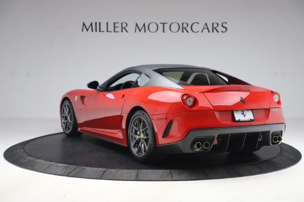 Used 2011 Ferrari 599 GTO for sale $699,900 at Maserati of Greenwich in Greenwich CT 06830 5