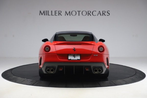 Used 2011 Ferrari 599 GTO for sale $699,900 at Maserati of Greenwich in Greenwich CT 06830 6
