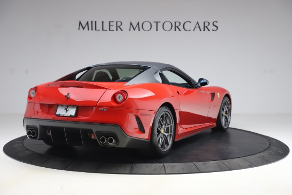 Used 2011 Ferrari 599 GTO for sale $699,900 at Maserati of Greenwich in Greenwich CT 06830 7