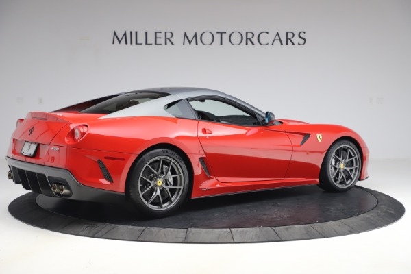 Used 2011 Ferrari 599 GTO for sale $699,900 at Maserati of Greenwich in Greenwich CT 06830 8
