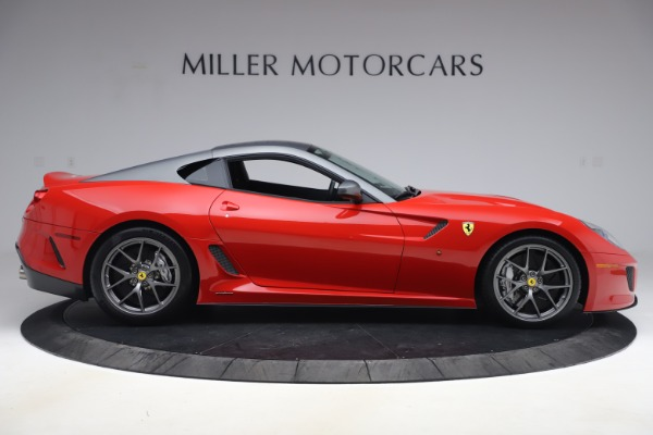Used 2011 Ferrari 599 GTO for sale $699,900 at Maserati of Greenwich in Greenwich CT 06830 9