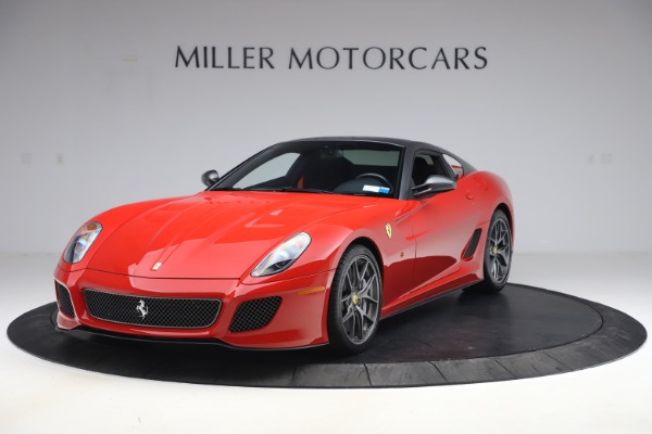 Used 2011 Ferrari 599 GTO for sale $699,900 at Maserati of Greenwich in Greenwich CT 06830 1
