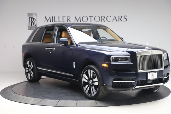Used 2019 Rolls-Royce Cullinan for sale Sold at Maserati of Greenwich in Greenwich CT 06830 12