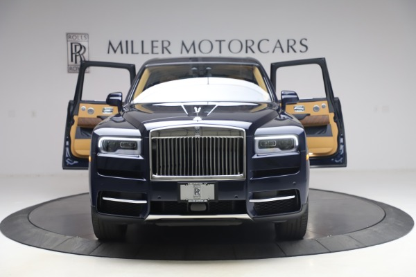 Used 2019 Rolls-Royce Cullinan for sale Sold at Maserati of Greenwich in Greenwich CT 06830 13