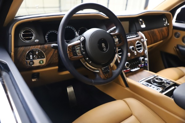 Used 2019 Rolls-Royce Cullinan for sale Sold at Maserati of Greenwich in Greenwich CT 06830 16