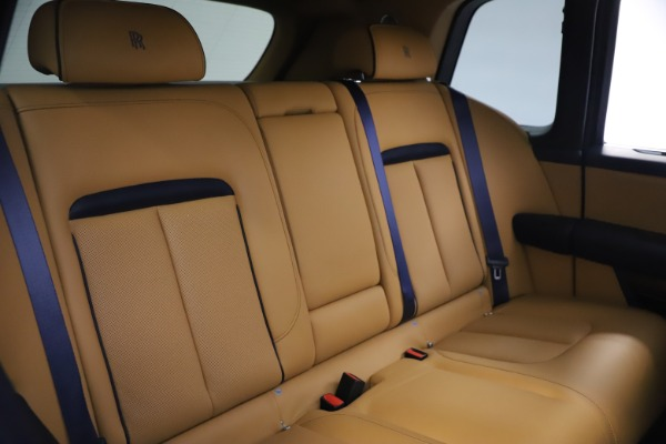 Used 2019 Rolls-Royce Cullinan for sale Sold at Maserati of Greenwich in Greenwich CT 06830 18