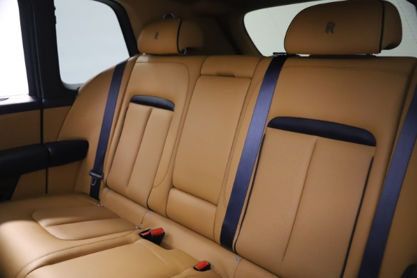 Used 2019 Rolls-Royce Cullinan for sale Sold at Maserati of Greenwich in Greenwich CT 06830 19