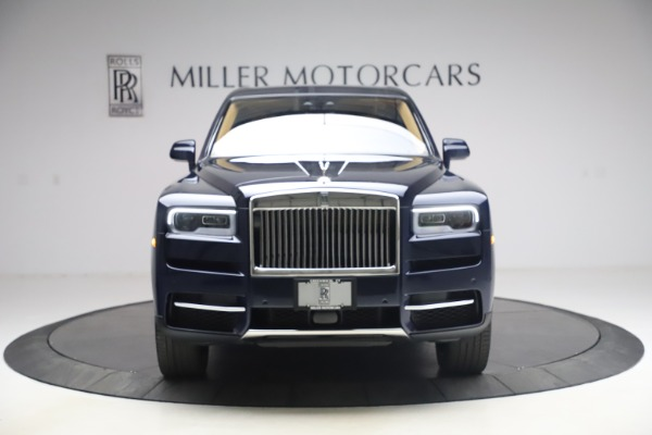 Used 2019 Rolls-Royce Cullinan for sale Sold at Maserati of Greenwich in Greenwich CT 06830 2