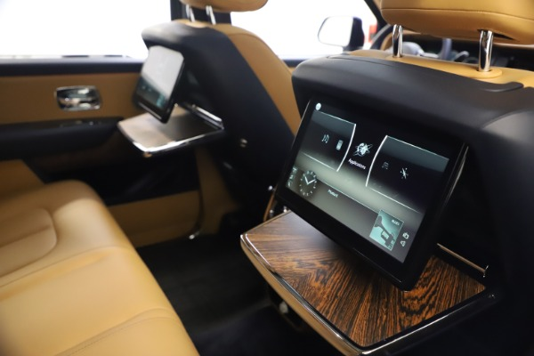 Used 2019 Rolls-Royce Cullinan for sale Sold at Maserati of Greenwich in Greenwich CT 06830 21