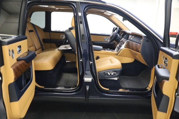Used 2019 Rolls-Royce Cullinan for sale Sold at Maserati of Greenwich in Greenwich CT 06830 22