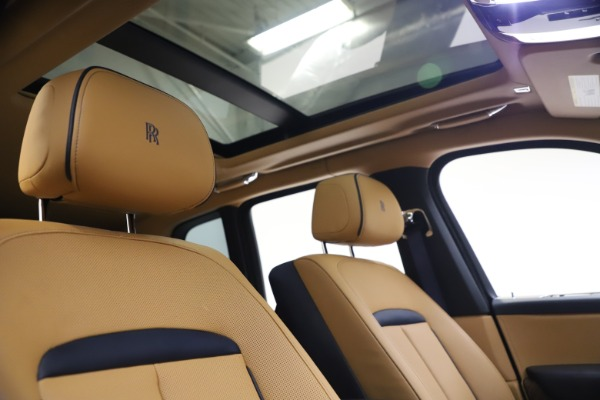 Used 2019 Rolls-Royce Cullinan for sale Sold at Maserati of Greenwich in Greenwich CT 06830 23