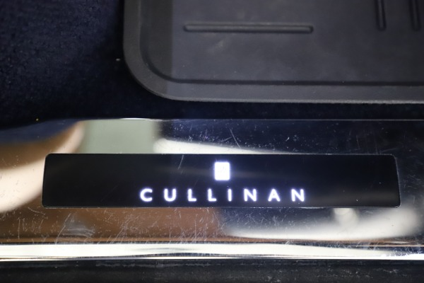 Used 2019 Rolls-Royce Cullinan for sale Sold at Maserati of Greenwich in Greenwich CT 06830 26