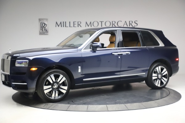 Used 2019 Rolls-Royce Cullinan for sale Sold at Maserati of Greenwich in Greenwich CT 06830 3