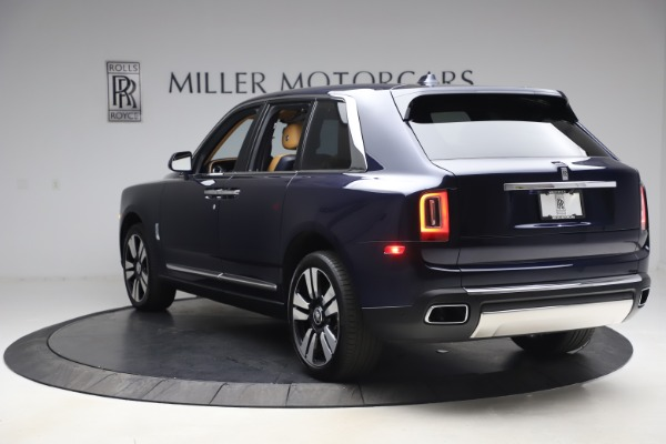 Used 2019 Rolls-Royce Cullinan for sale Sold at Maserati of Greenwich in Greenwich CT 06830 6