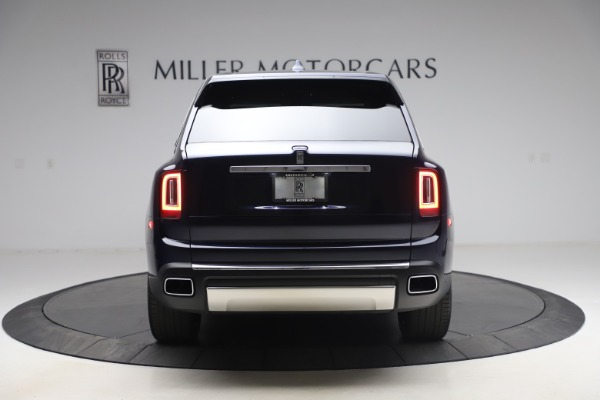 Used 2019 Rolls-Royce Cullinan for sale Sold at Maserati of Greenwich in Greenwich CT 06830 7