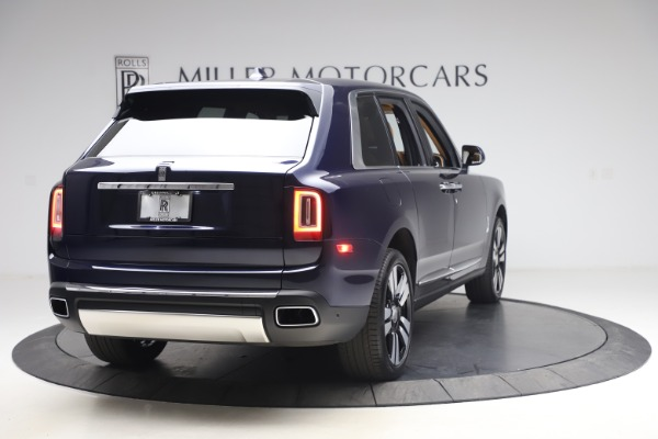 Used 2019 Rolls-Royce Cullinan for sale Sold at Maserati of Greenwich in Greenwich CT 06830 8