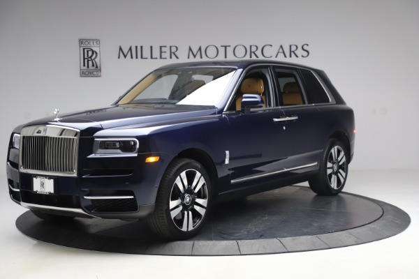 Used 2019 Rolls-Royce Cullinan for sale Sold at Maserati of Greenwich in Greenwich CT 06830 1