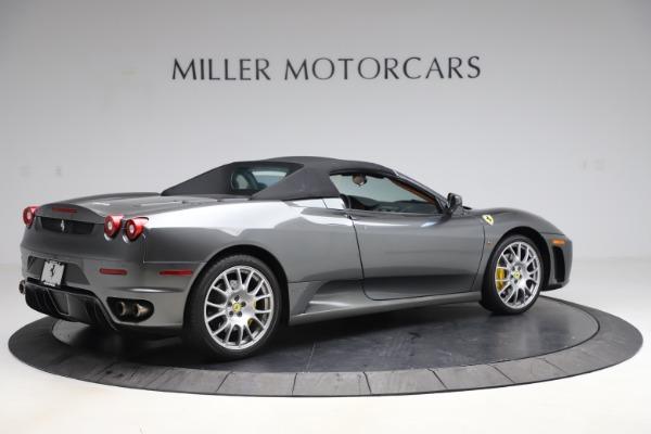 Used 2006 Ferrari F430 Spider for sale $249,900 at Maserati of Greenwich in Greenwich CT 06830 20