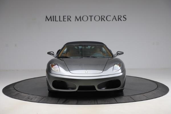 Used 2006 Ferrari F430 Spider for sale $249,900 at Maserati of Greenwich in Greenwich CT 06830 24