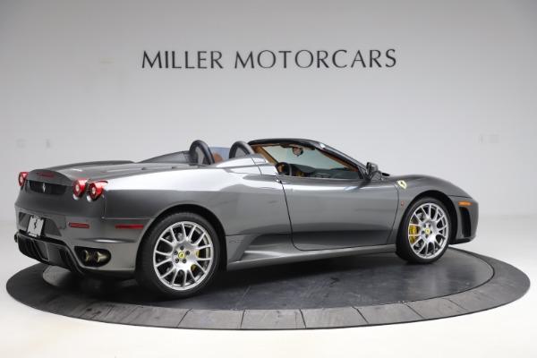 Used 2006 Ferrari F430 Spider for sale $249,900 at Maserati of Greenwich in Greenwich CT 06830 8