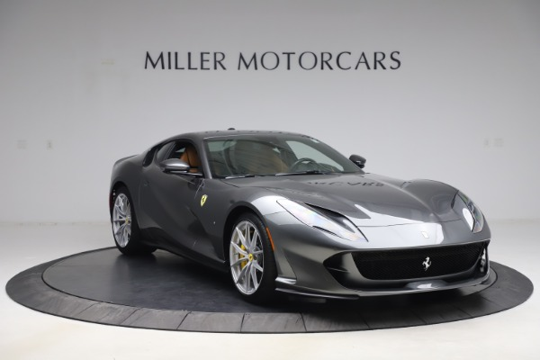 Used 2020 Ferrari 812 Superfast for sale Call for price at Maserati of Greenwich in Greenwich CT 06830 11