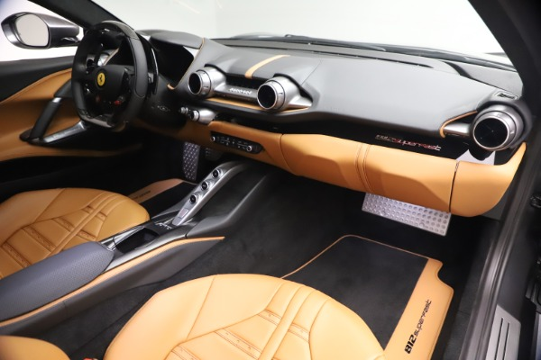 Used 2020 Ferrari 812 Superfast for sale Call for price at Maserati of Greenwich in Greenwich CT 06830 17