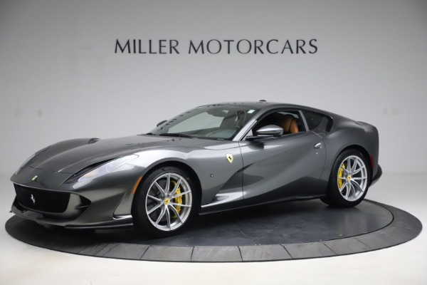 Used 2020 Ferrari 812 Superfast for sale Call for price at Maserati of Greenwich in Greenwich CT 06830 2