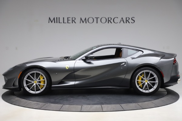 Used 2020 Ferrari 812 Superfast for sale Call for price at Maserati of Greenwich in Greenwich CT 06830 3