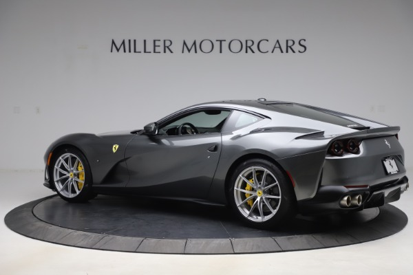 Used 2020 Ferrari 812 Superfast for sale Call for price at Maserati of Greenwich in Greenwich CT 06830 4