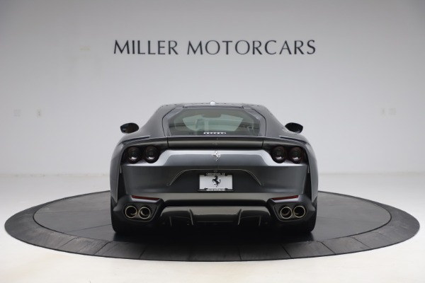 Used 2020 Ferrari 812 Superfast for sale Call for price at Maserati of Greenwich in Greenwich CT 06830 6