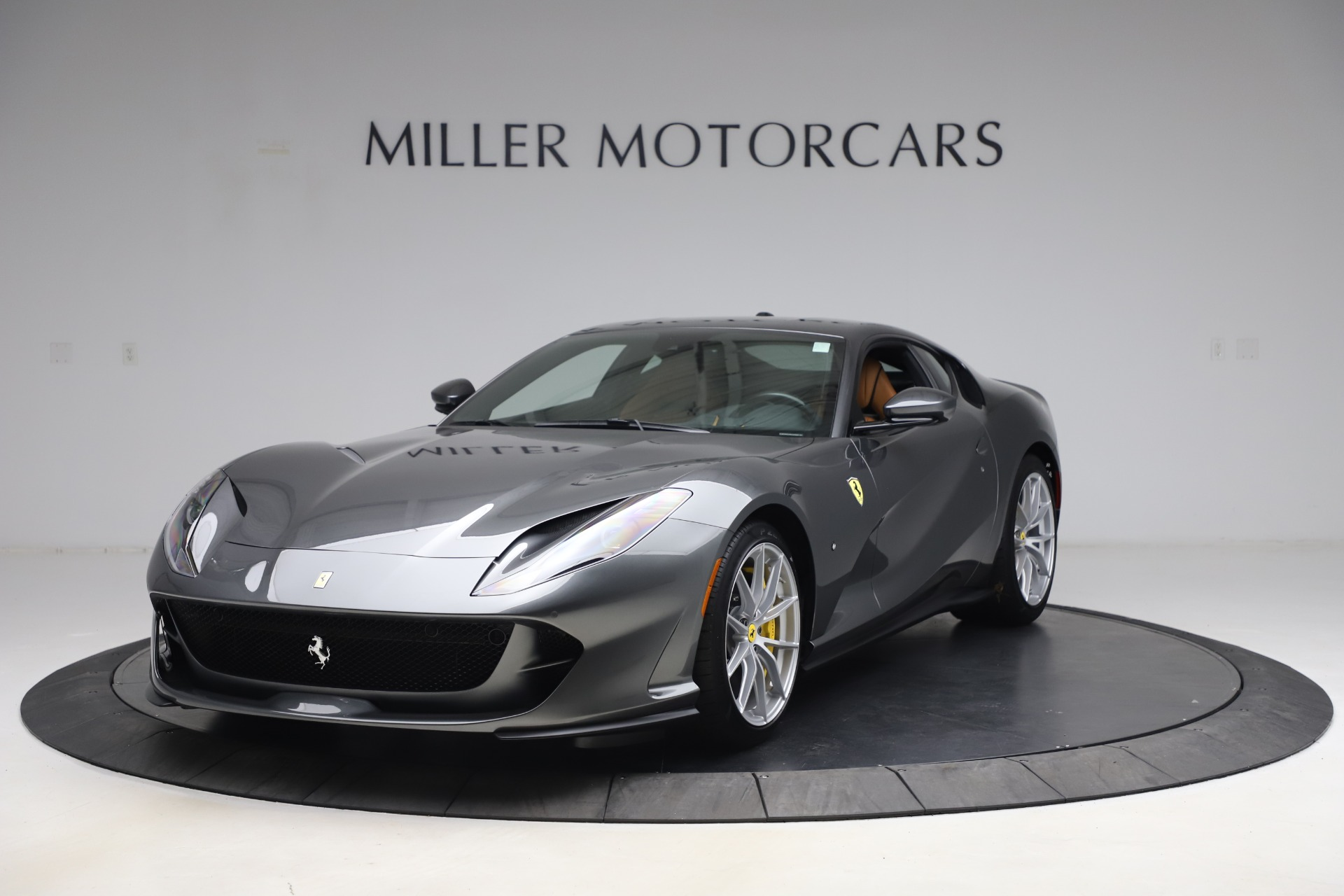 Used 2020 Ferrari 812 Superfast for sale Call for price at Maserati of Greenwich in Greenwich CT 06830 1