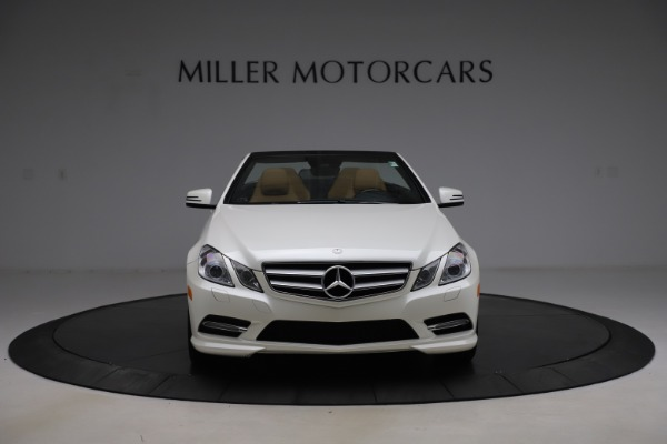 Used 2012 Mercedes-Benz E-Class E 550 for sale Call for price at Maserati of Greenwich in Greenwich CT 06830 10