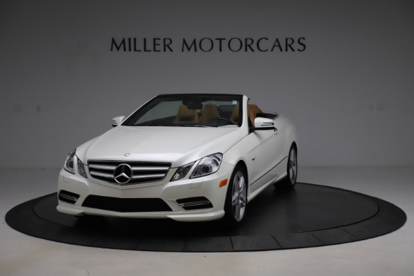 Used 2012 Mercedes-Benz E-Class E 550 for sale Call for price at Maserati of Greenwich in Greenwich CT 06830 11