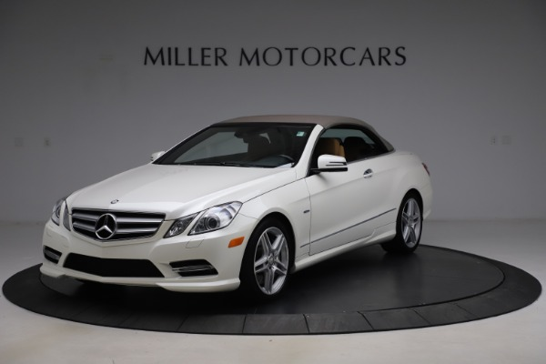 Used 2012 Mercedes-Benz E-Class E 550 for sale Call for price at Maserati of Greenwich in Greenwich CT 06830 12
