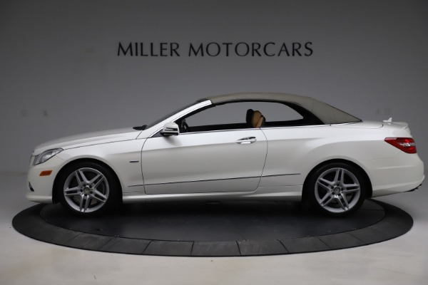 Used 2012 Mercedes-Benz E-Class E 550 for sale Call for price at Maserati of Greenwich in Greenwich CT 06830 13