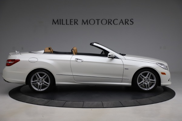 Used 2012 Mercedes-Benz E-Class E 550 for sale Call for price at Maserati of Greenwich in Greenwich CT 06830 15