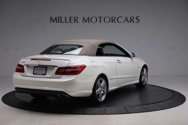 Used 2012 Mercedes-Benz E-Class E 550 for sale Call for price at Maserati of Greenwich in Greenwich CT 06830 16