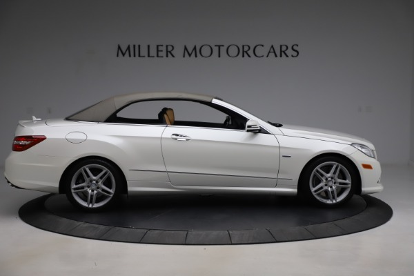 Used 2012 Mercedes-Benz E-Class E 550 for sale Call for price at Maserati of Greenwich in Greenwich CT 06830 17