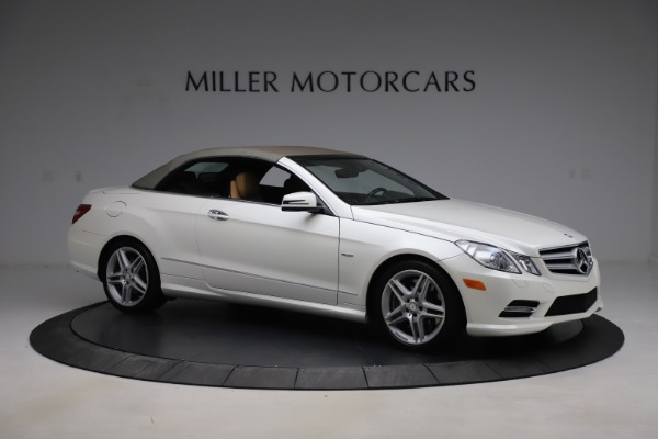 Used 2012 Mercedes-Benz E-Class E 550 for sale Call for price at Maserati of Greenwich in Greenwich CT 06830 18