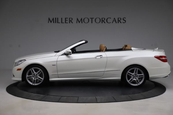 Used 2012 Mercedes-Benz E-Class E 550 for sale Call for price at Maserati of Greenwich in Greenwich CT 06830 2