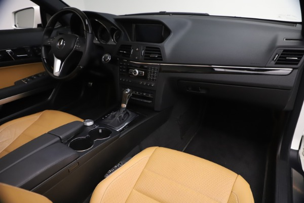 Used 2012 Mercedes-Benz E-Class E 550 for sale Call for price at Maserati of Greenwich in Greenwich CT 06830 27