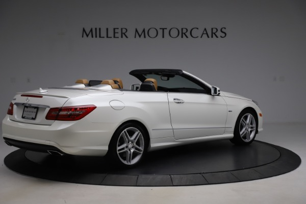 Used 2012 Mercedes-Benz E-Class E 550 for sale Call for price at Maserati of Greenwich in Greenwich CT 06830 7